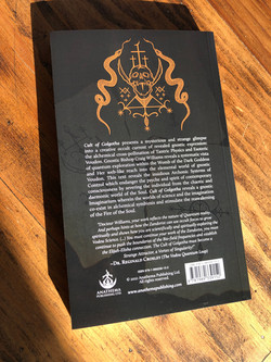 Cult of Golgotha - Paperback Ed.