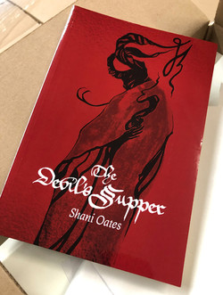 The Devil's Supper - Paperback