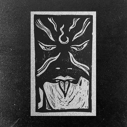 ALONE IN THE HOLLOW GARDEN - Lhun Drub [Cassette Tape]