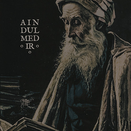 AINDULMEDIR - The Lunar Lexicon [CD]