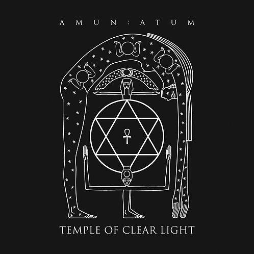 TEMPLE OF CLEAR LIGHT - Amun : Atum [Cassette Tape]