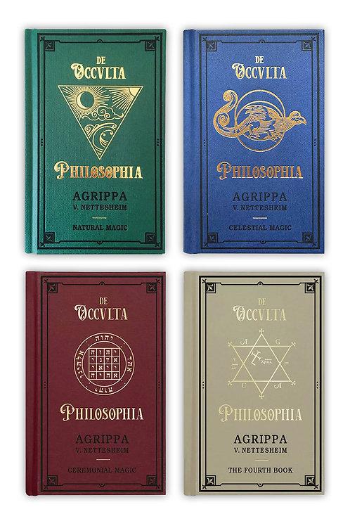 De Occvlta Philosophia. Vol. I–IV [Hardcover]