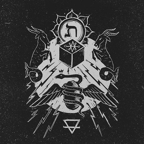 ALONE IN THE HOLLOW GARDEN - The Black Cube Ov Saturn [Ltd. Ed. CDr]
