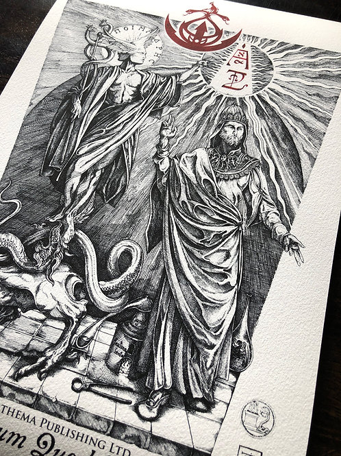 Hermes & Poimandres