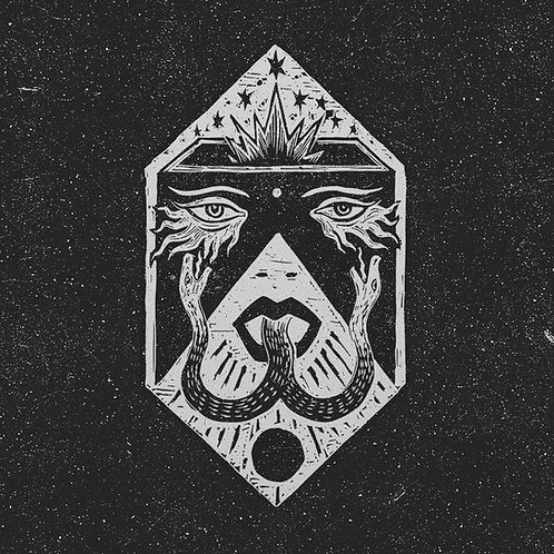 ALONE IN THE HOLLOW GARDEN - Osculum Tenebris [Ltd. Ed. CDr]