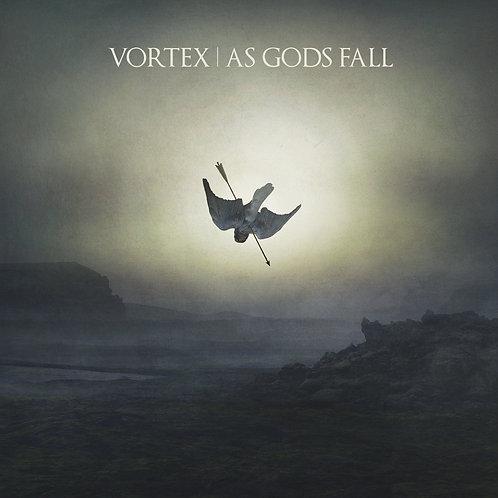 VORTEX - As Gods Fall [2CD]