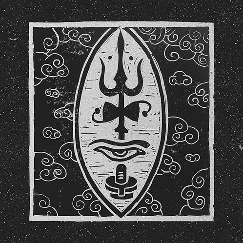 ALONE IN THE HOLLOW GARDEN - Ishvara [Ltd. Ed. CDr]