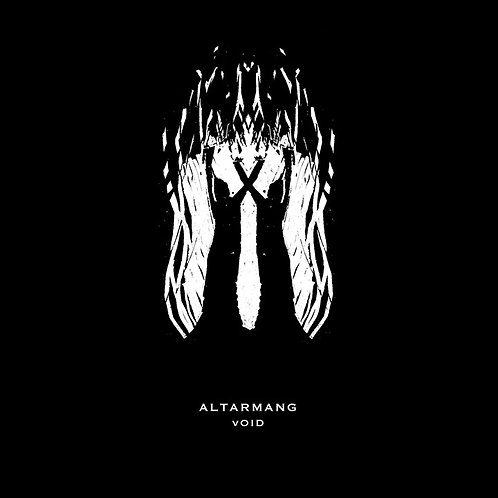 ALTARMANG - Void  [CD]