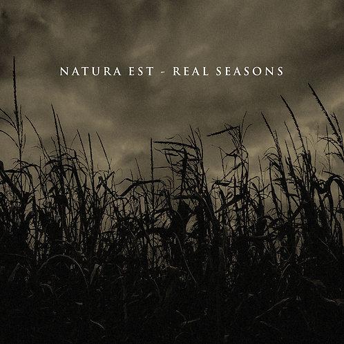 NATURA EST - Real Seasons [CD]