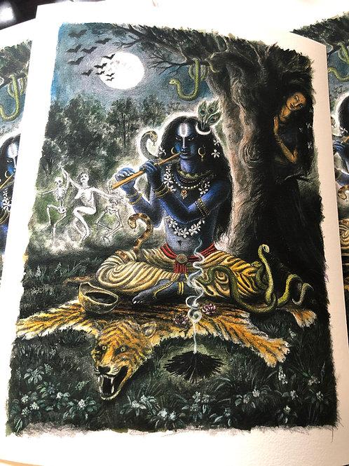 Kṛṣṇa [Exclusive Print]