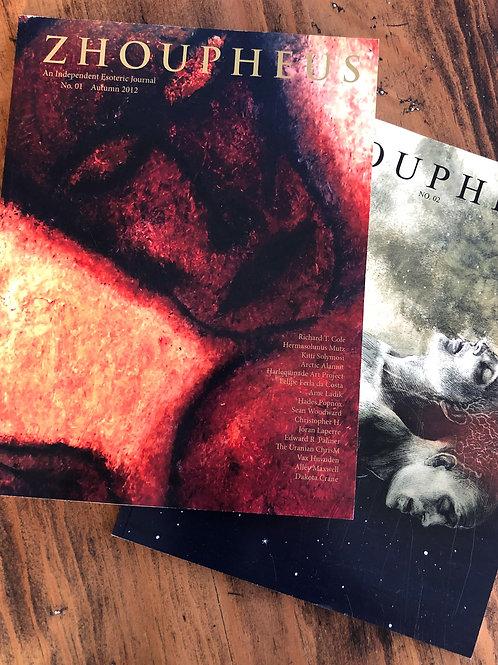 Zhoupheus #1 & 2 (Softcover Zines)