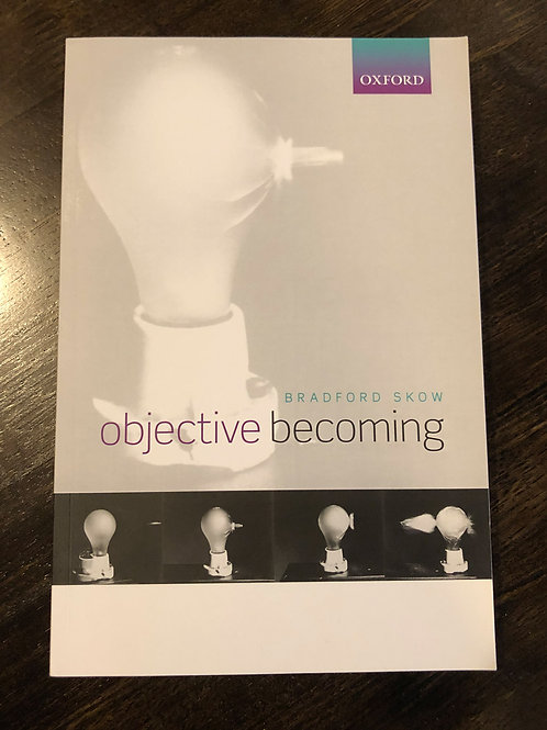 Objective Becoming [Paperback]