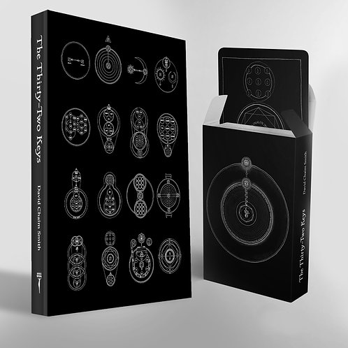 The Thirty-Two Keys (Book+Cards Bundle)