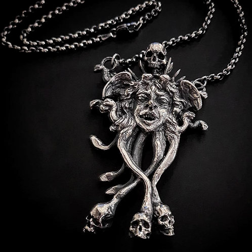 Lilith Necklace [Sterling Silver]