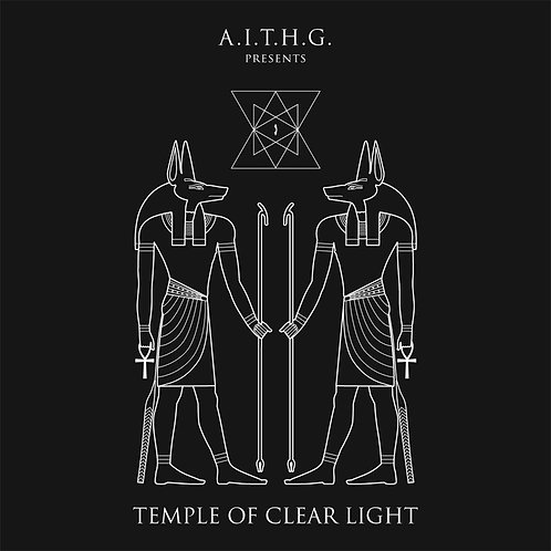 TEMPLE OF CLEAR LIGHT [Cassette Tape + Ankh Silver Amulet]