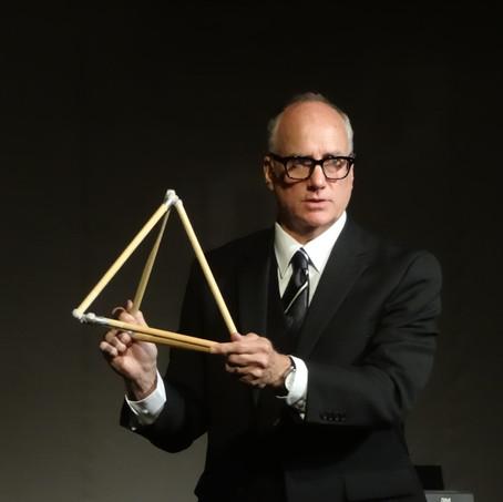 1 triangle +1 triangle = 4 triangles!