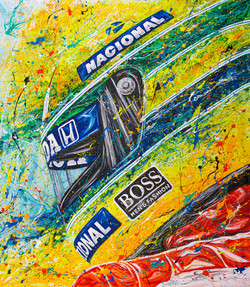 TR 163 - Ayrton Senna 6