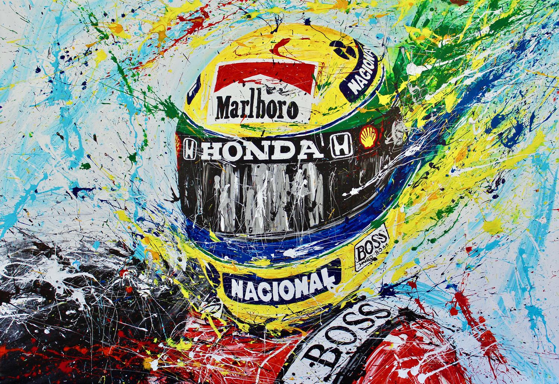 TR 100 – Ayrton Senna 2
