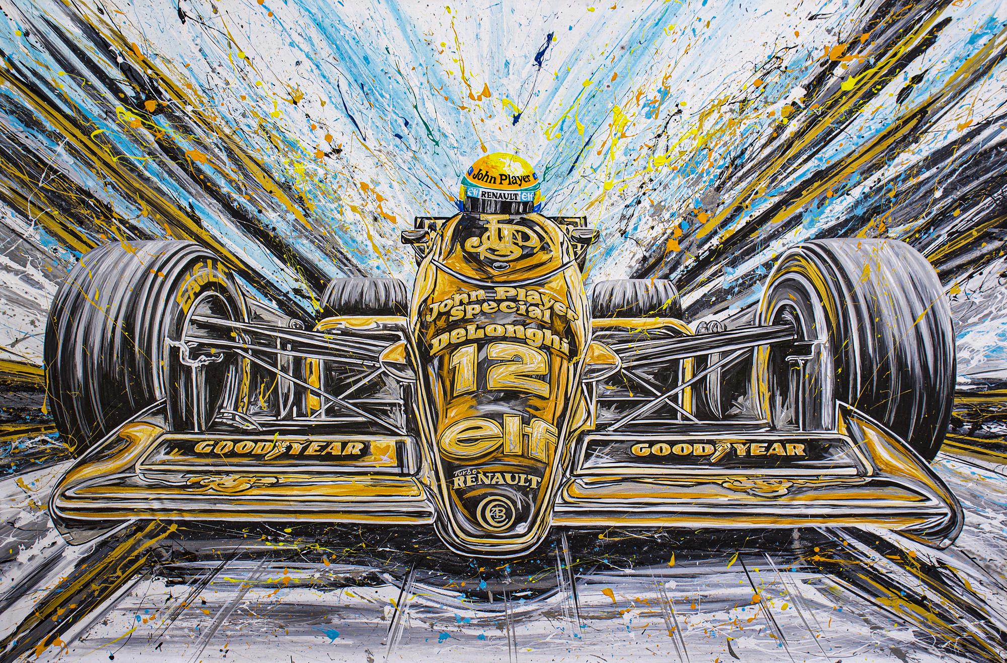 TR 171 - Black Lotus Senna 2