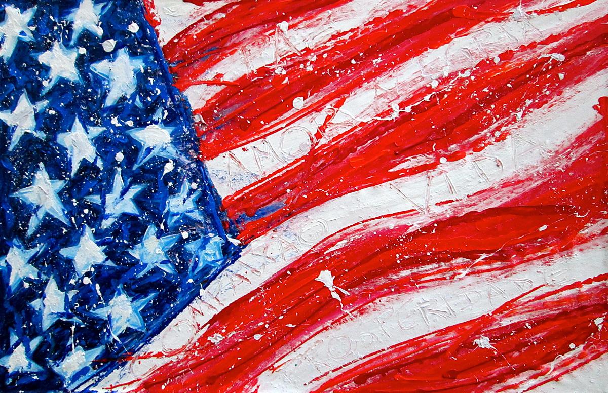 TR 19 - American Flag 2