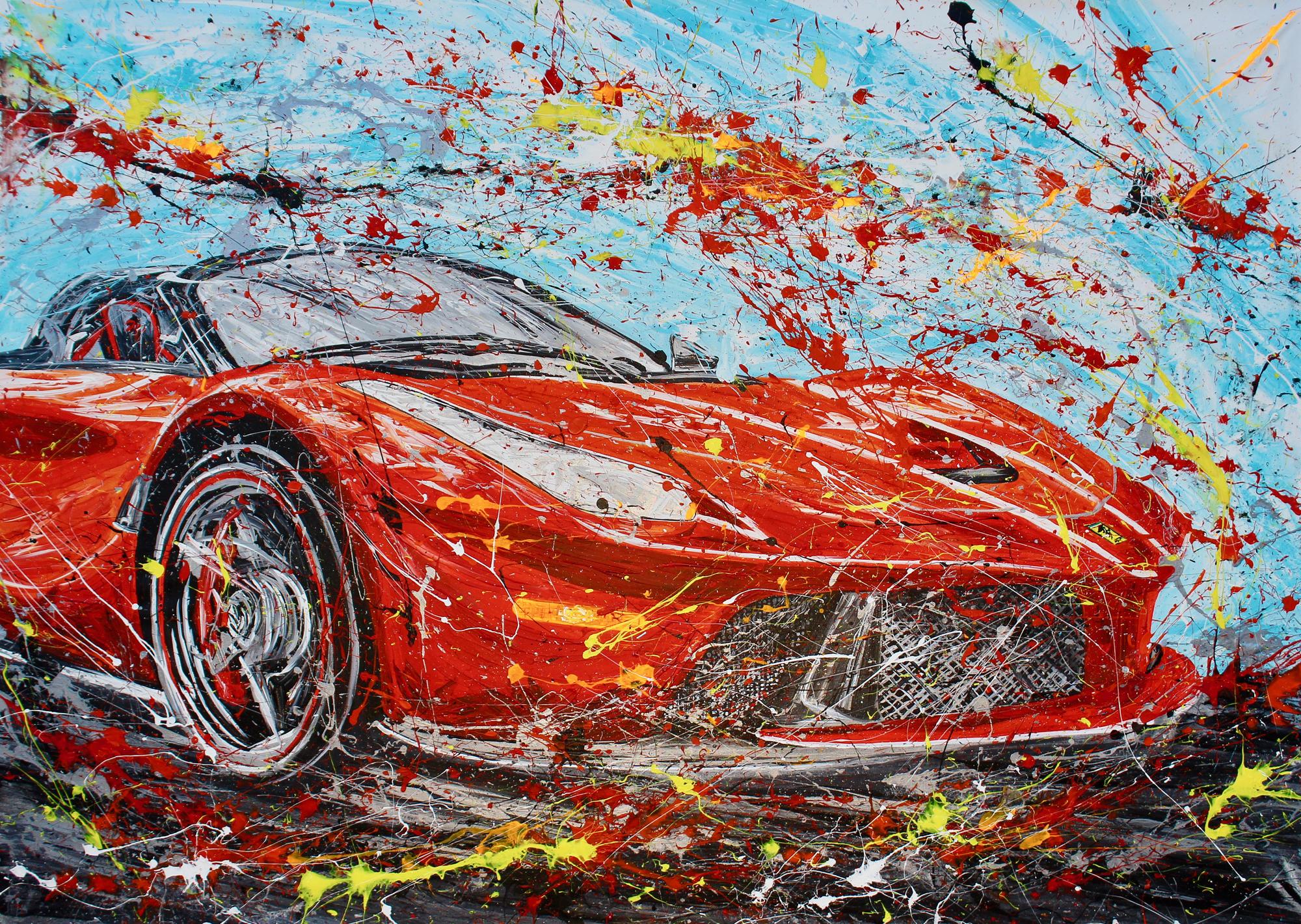 TR 118 - La Ferrari 2