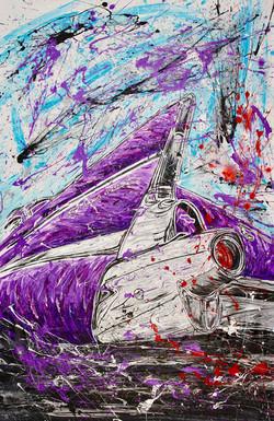 TR 124 - Purple Bel Air