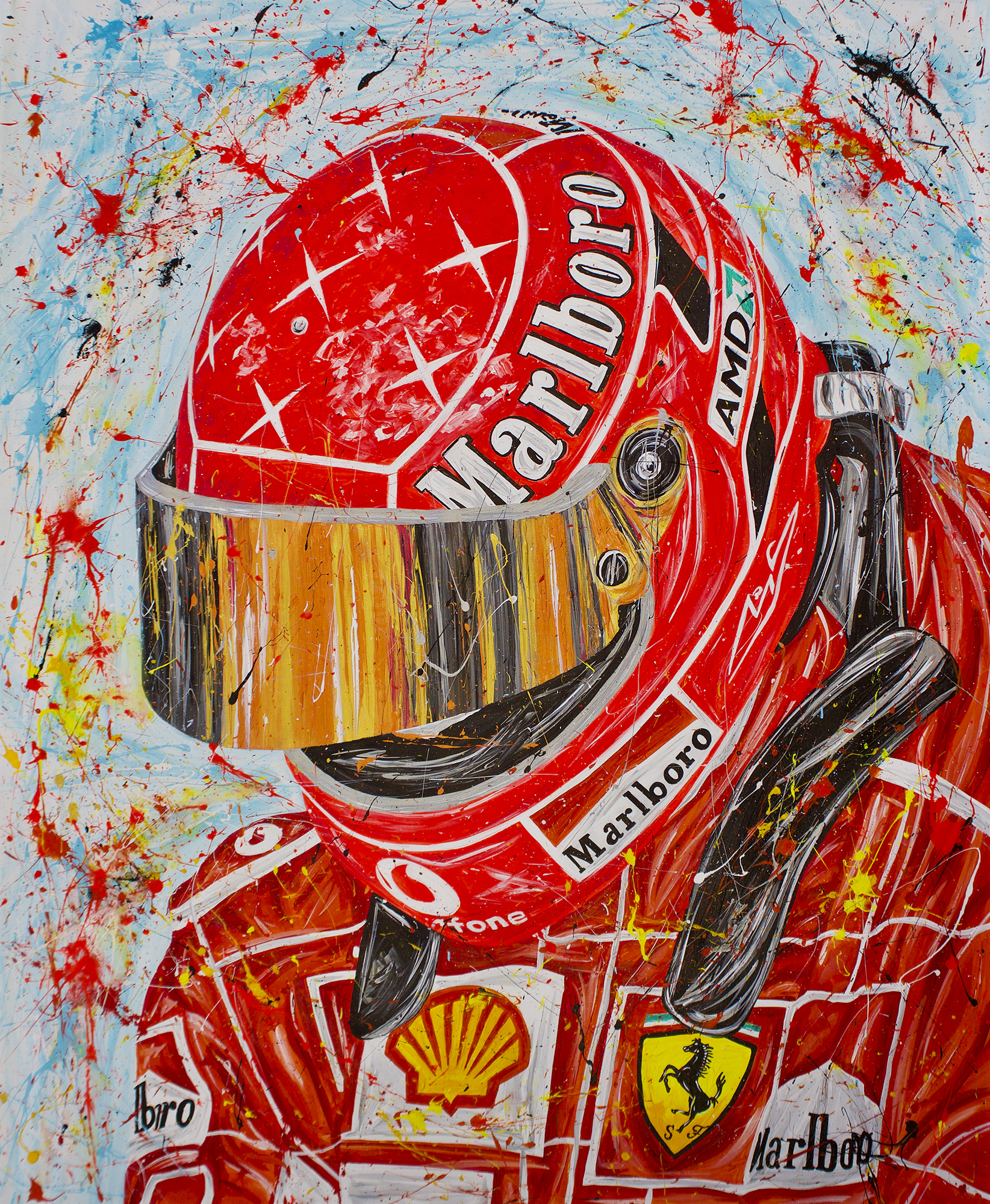 TR 152 - Michael Schumacher
