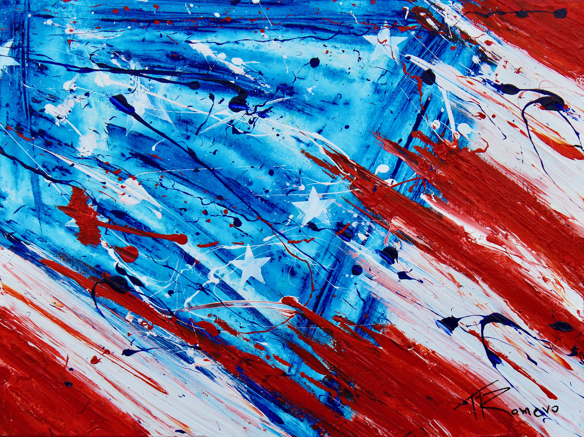 TR 80 – American Flag 14
