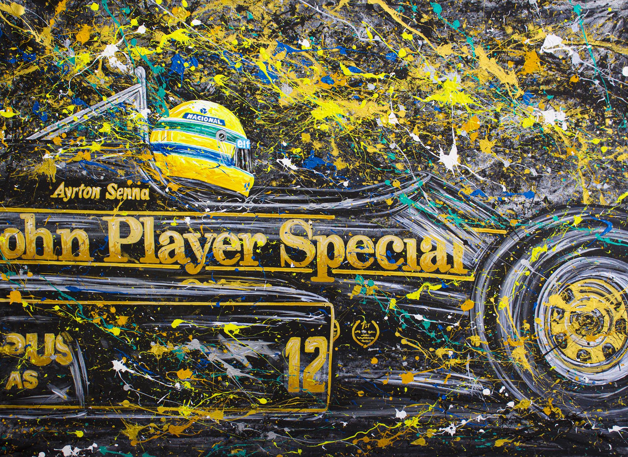 TR 162 - Black Lotus Senna