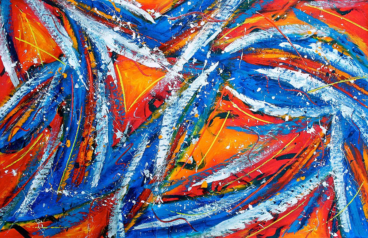 TR 15 - Orange Explosion