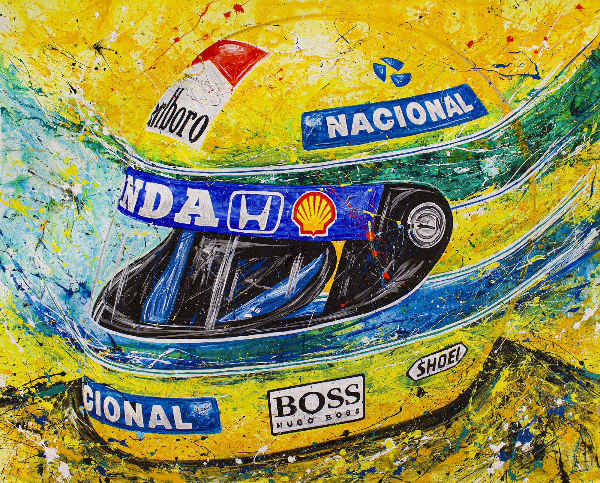 TR 160 - Ayrton Senna 5