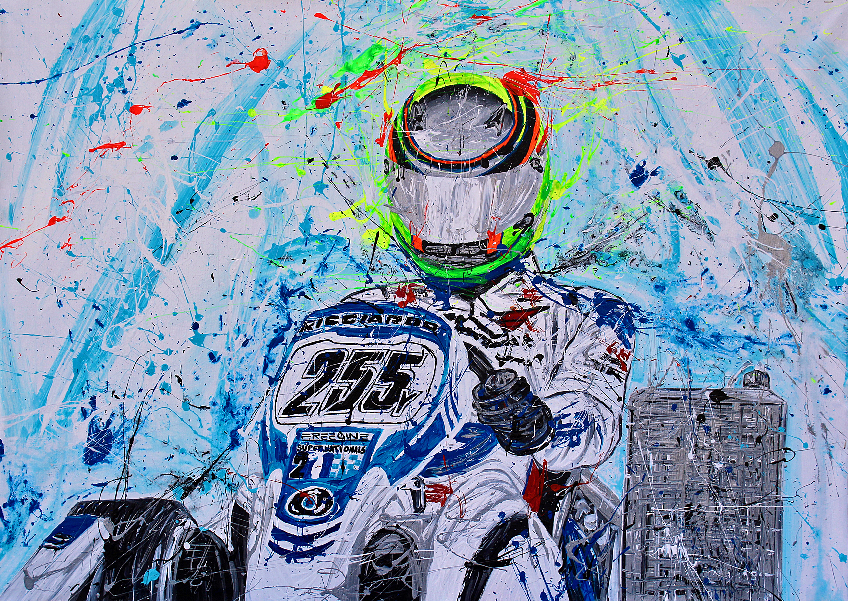 TR 95 – Ricciardo Racing