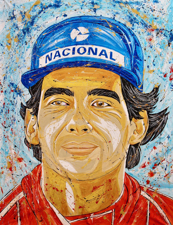 TR 135 - Ayrton Senna 5