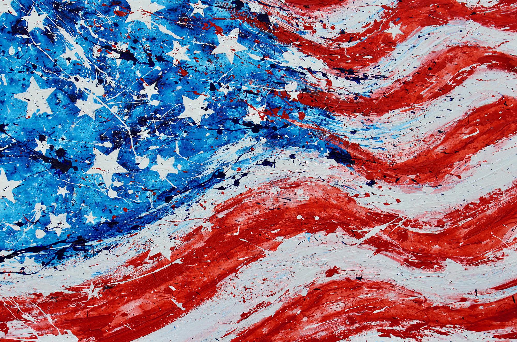 TR 82 – American Flag 16