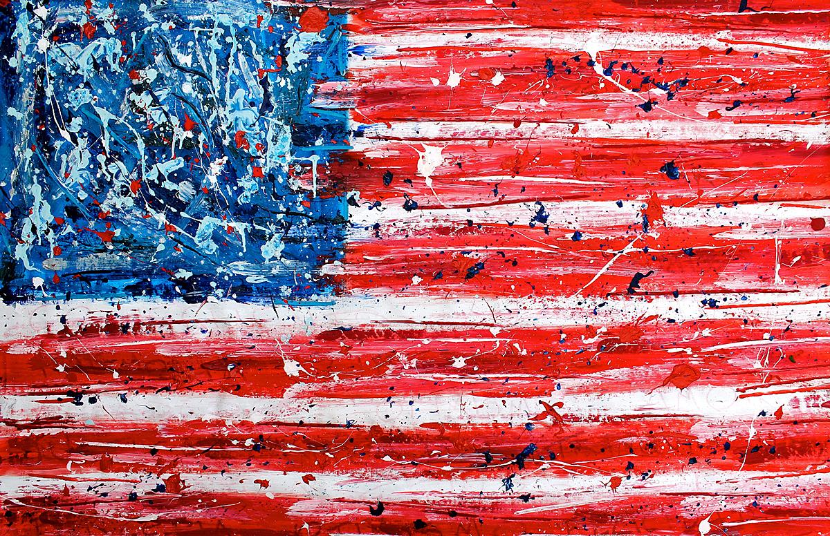 TR 24 - American Flag 1
