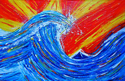 TR 16 - The Great Wave off Kanagawa