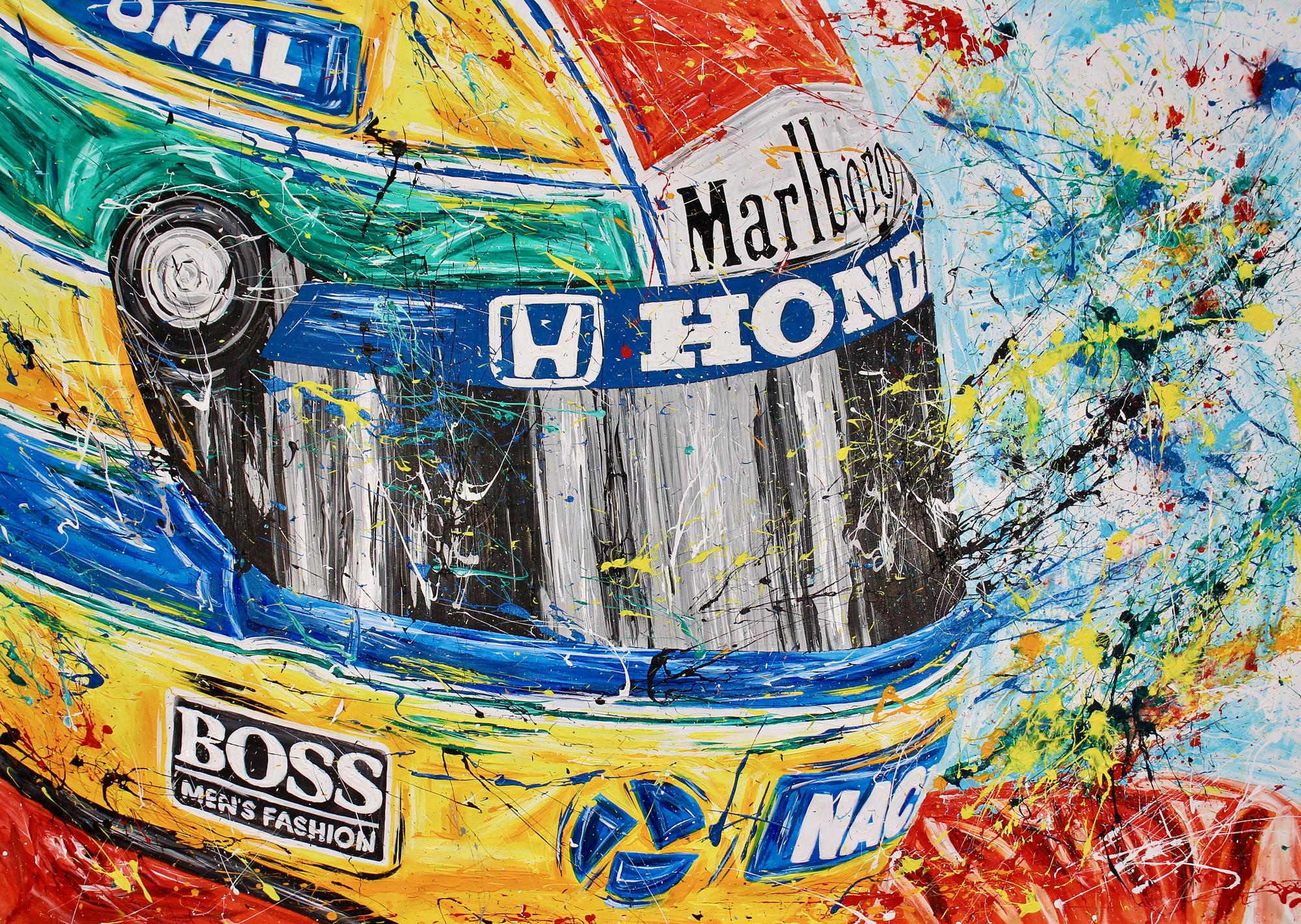TR 126 - Ayrton Senna 4