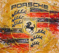 TR 165 - Porsche Logo 2