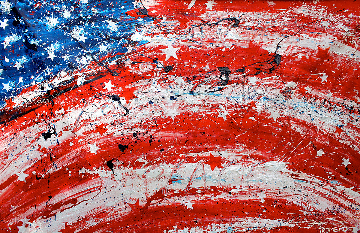 TR 32 - American Flag 3