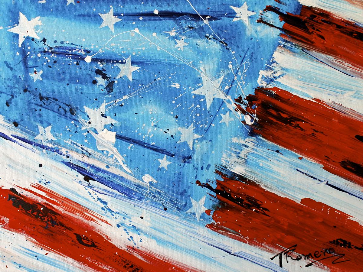 TR 39 - American Flag 4