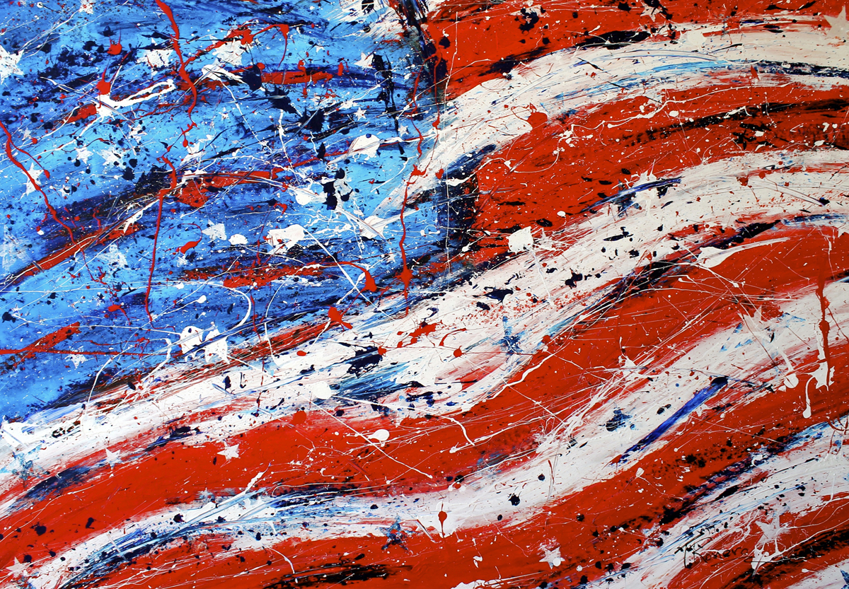 TR 35 - American Flag 5