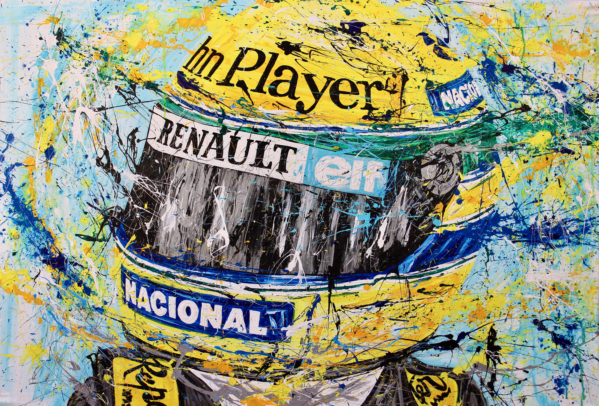 TR 112 - Ayrton Senna 3