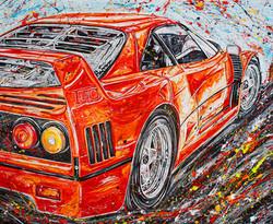TR 157 - Ferrari F40