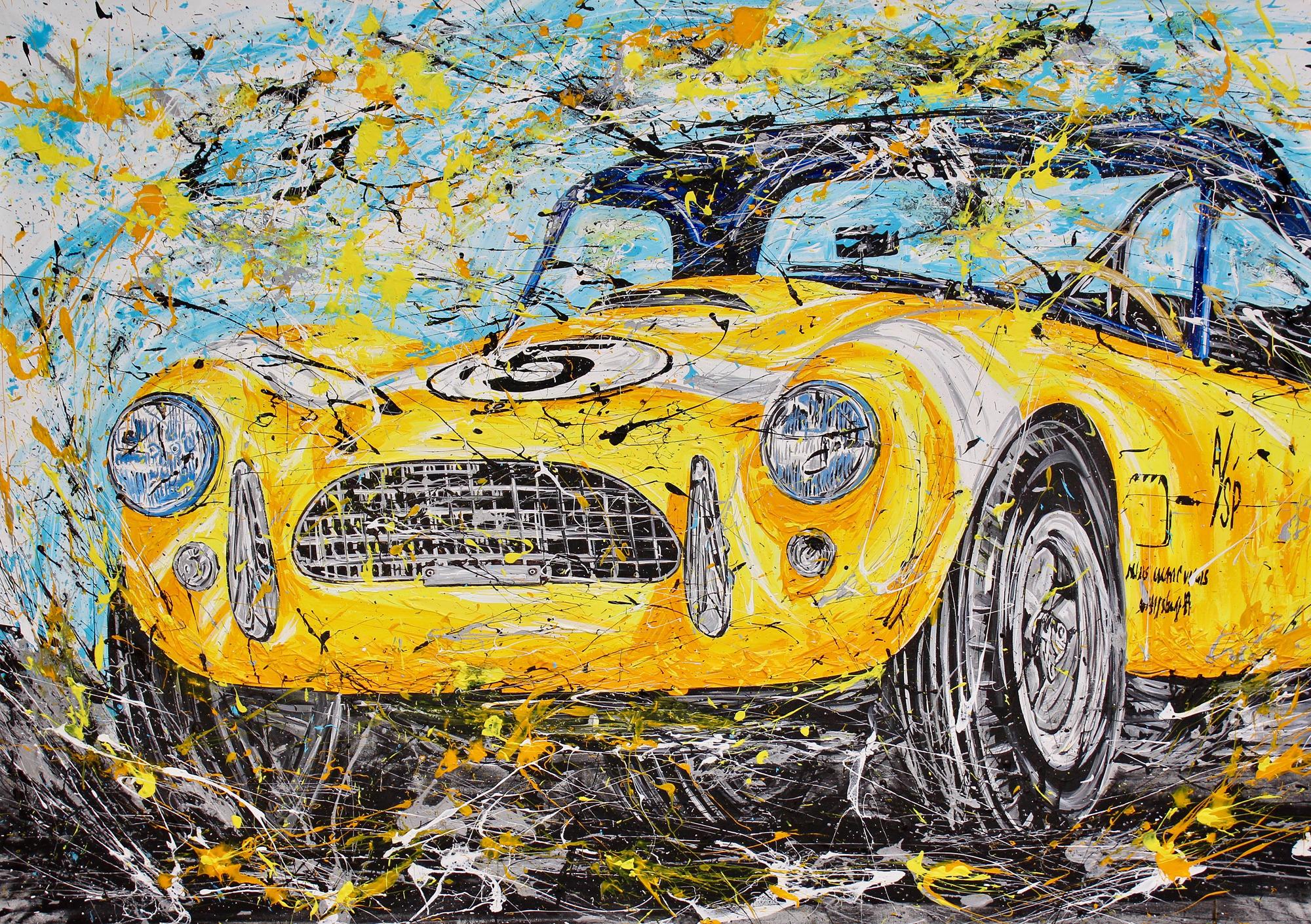 TR 123 - 1965 Shelby Cobra