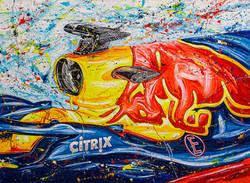 TR 174 - Red Bull F1