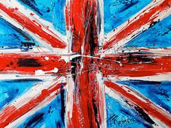 TR 40 - United Kingdom Flag