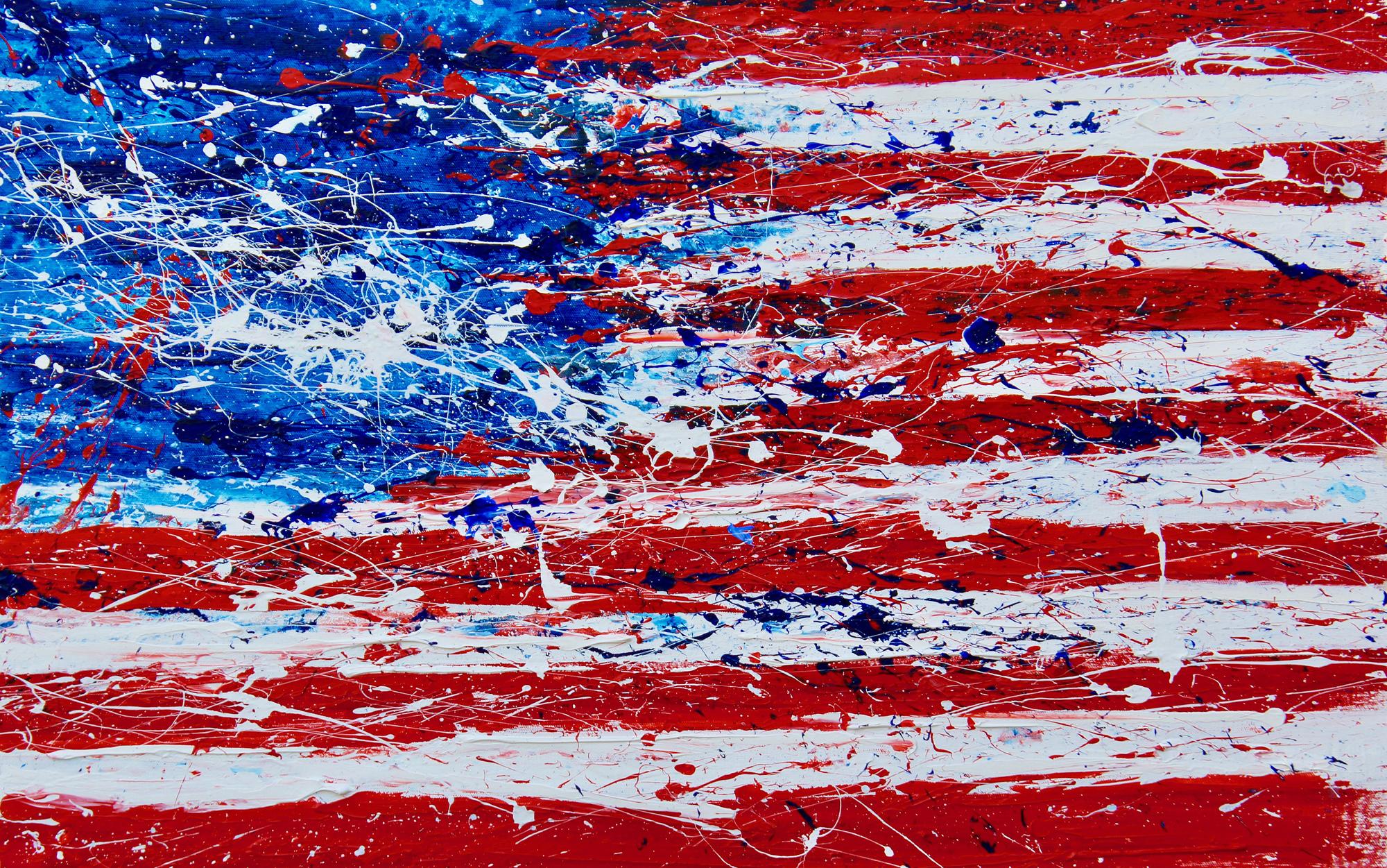 TR 86 – American Flag 20
