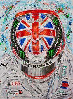 TR 153 - Lewis Hamilton