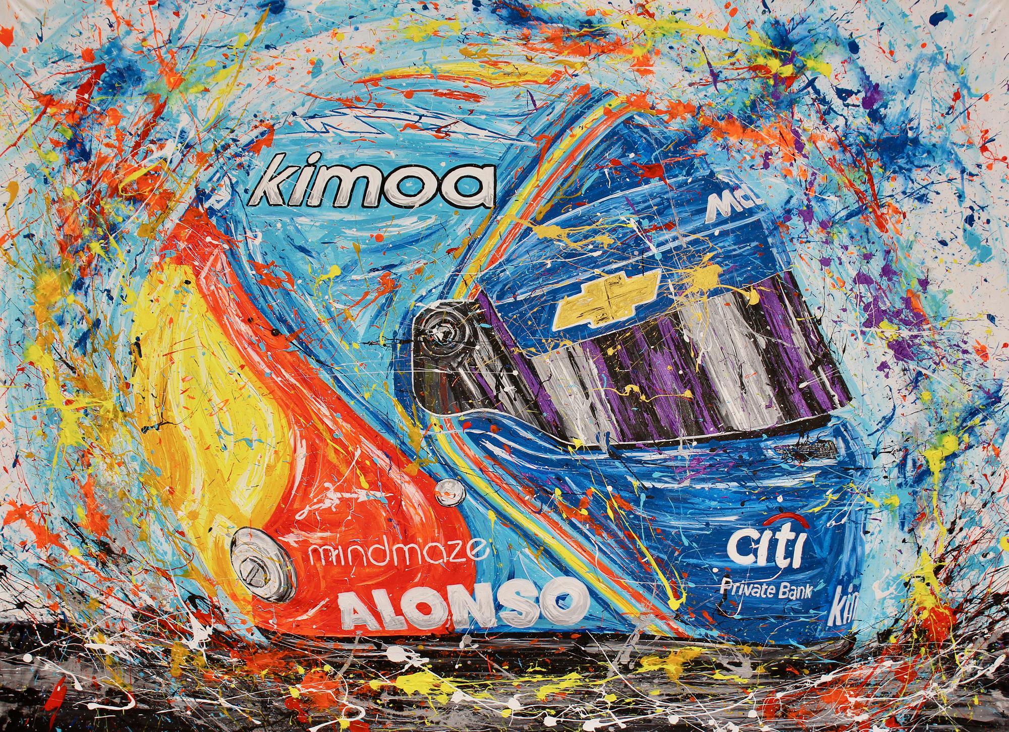 TR 128 - Fernando Alonso