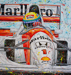 TR 155 - McLaren Senna